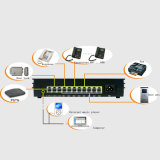 Excelltel / Pabx / Key Telephone System / Mini PBX / MK308 3 Co Line 8 Extension