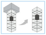 ISO9001 중국 별장 또는 가정 엘리베이터