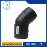 Montaggio dell'impianto idraulico dell'HDPE (gomito)