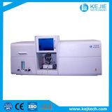 Instrument de laboratoire / Spectrophotomètre d'absorption atomique / Aas pour éléments métalliques dans des matériaux opaques