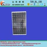 18V 130W-140W 단청 태양 모듈 (2018년)