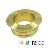 敏速な配達のデッサンによる黄銅または銅が付いているCNCの機械化の部品