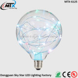 Energiesparende kreative dekorative LED grüne Glühlampe des heißen Verkaufs-