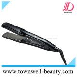 O melhor Straightener rápido profissional de venda do cabelo com as placas Titanium largas