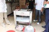 Máquina de proceso de corte en cuadritos de las aves de corral del corte automático eléctrico industrial del pollo
