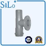 Уменьшение штуцера трубы тройника UPVC/PVC/от фабрики Китая