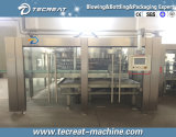 Vitesse élevée de l'eau 3 en 1 Machine de remplissage