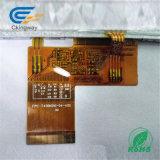 "4.3 "" 24 типа монитор Pin TFT RGB 40 битов LCD с сопротивляющей панелью касания"