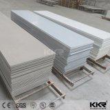 Листы ледника Kkr белым чисто доработанные Acrylic твердые поверхностные