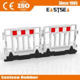 交通安全のHDPEのプラスチック1.1m重い基礎壁の障壁