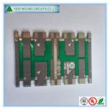 Tarjeta de circuitos del PWB de Rogers Arlon PCBA de la tarjeta del PWB con UL RoHS