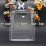 Suaves PP bolsas de regalo de plástico del paquete decorativo