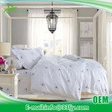 Impressão ambiental algodão durável Bedsheet Rei Consolador extras