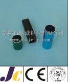Profil en aluminium anodisé coloré différent, profil en aluminium d'extrusion (JC-W-10025)
