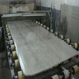 Mattonelle di marmo bianche di legno cinesi per il rivestimento della parete o della pavimentazione