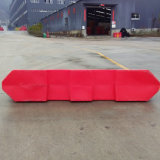 "L79 ""Xh31"" Rotational Plastic New Jersey Barrier Security Barrier"