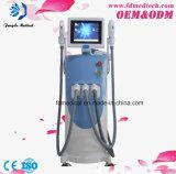 E-Licht Haut-Verjüngung Q-Switched Nd: YAG Dioden-Laser-Maschine