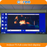 P5 pantalla a todo color de interior del alto brillo LED