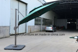 Pequeña Roma con doble paraguas de jardín romano Airvent (TGTA-004)