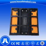 Afficheur LED polychrome extérieur de location de la consommation inférieure P6 SMD3535