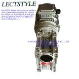 Nmrv050 Motor reductor de la velocidad del engranaje del gusano de la CC con 0.37kw 56rpm 48n. M 25: 1