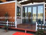 Las ventas calientes móvil prefabricado / prefabricada Casa / Villa de Vacaciones Llife