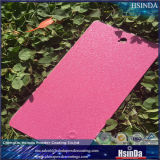 環境に優しい水質のピンクの粉のコーティング