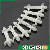 Nylonrücksperrenleiterplatte-Support, Plastikdistanzstück-Support, Nylondistanzhülse