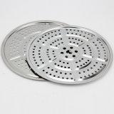 Insieme del vapore del Cookware dell'acciaio inossidabile con la maniglia del silicone