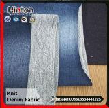 Caldo! ! Tessuto molle lavorato a maglia del denim dello Spandex del cotone per i jeans