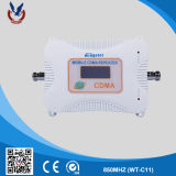 Repetidor móvil sin hilos de la señal del rango largo CDMA 850MHz 2g