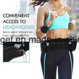 Wasser-Flaschen-Halter-Satz iPhone des Sport-Taillen-Beutel-2 7 Plussport-im Freien Taillen-Riemen-Wasser-beständige/große Kapazität mit Taschen-Ultra-Starkem Atem Esg10209