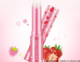 Baume de languette mou de couleur de fraise de Bioaua