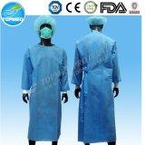 Robes chirurgicales stériles, robes chirurgicales remplaçables à vendre