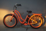2017 Nuevo diseño y promoción económica de la Navidad MTB bicicleta eléctrica baratos y Niza Deportes E-Bike