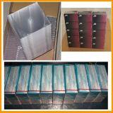 Zellophan-Verpackung-Verpackmaschine für DVD, VCD, CD, Kasten