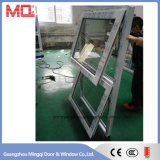 Bonne qualité UPVC Glass Top Hung Window for Building