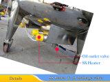 Réacteur en acier inoxydable Reaction Tank Rank Reactor Classement des fournisseurs Machinerie