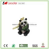 O novo 3D Animais de jardim zoológico Panda Figurine Chaveiro de promoção