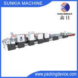 Pasta de papel ondulado Gluer automática/Caixa máquina de colagem (DG-3200)