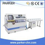 Canto de alumínio automática de controlo CNC máquina de corte de chave