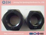 Sechskantmuttern oder schwere Sechskantmuttern (ASTM A194-2h)
