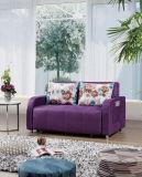 Tipo puxando espaçoso base do sofá da tela com armazenamento Funtion