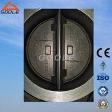 API594 verdoppeln Platten-/doppelte Platten-Oblate-Typ Schwingen-Rückschlagventil (GAH76H)
