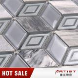 2017  Azulejos de mosaico de cristal del nuevo azulejo del subterráneo Malasia