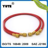 Yute Saej2888 StandardR1234yf kühlaufladenschlauch mit Messingbefestigungen