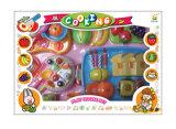 Претендуйте еду кухни малышей игрушки игры установленную Cuttable (H3119221)