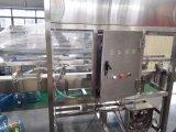 Lavado puro del agua y máquina de rellenar para las botellas de 5 galones