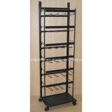 Magasin de détail étage Exposition métalliques Stand (pH15-107)