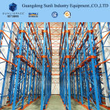 Multi Schicht-Hochleistungsspeicher-vorgewähltes Träger-Laufwerk in der Stahlladeplatten-Zahnstange